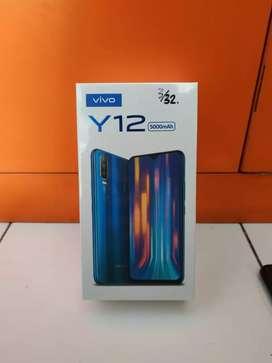 Vivo Y12 @ 32 gb ( tersedia warna merah & biru )