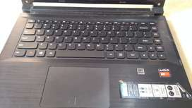 Lenovo laptop Amd A8