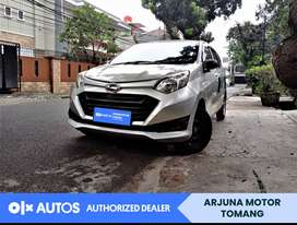 [OLXAutos] Daihatsu Sigra 2018 1.0 D M/T Bensin Silver #Arjuna Tomang