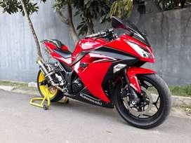Kawasaki Ninja 250 2016 Variasi Bikers Like New