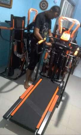 10 fungsi treadmill manual non hammerstone lampiansport