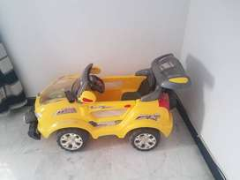 One Seater Kids Car