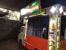 Brand new food truck for sale