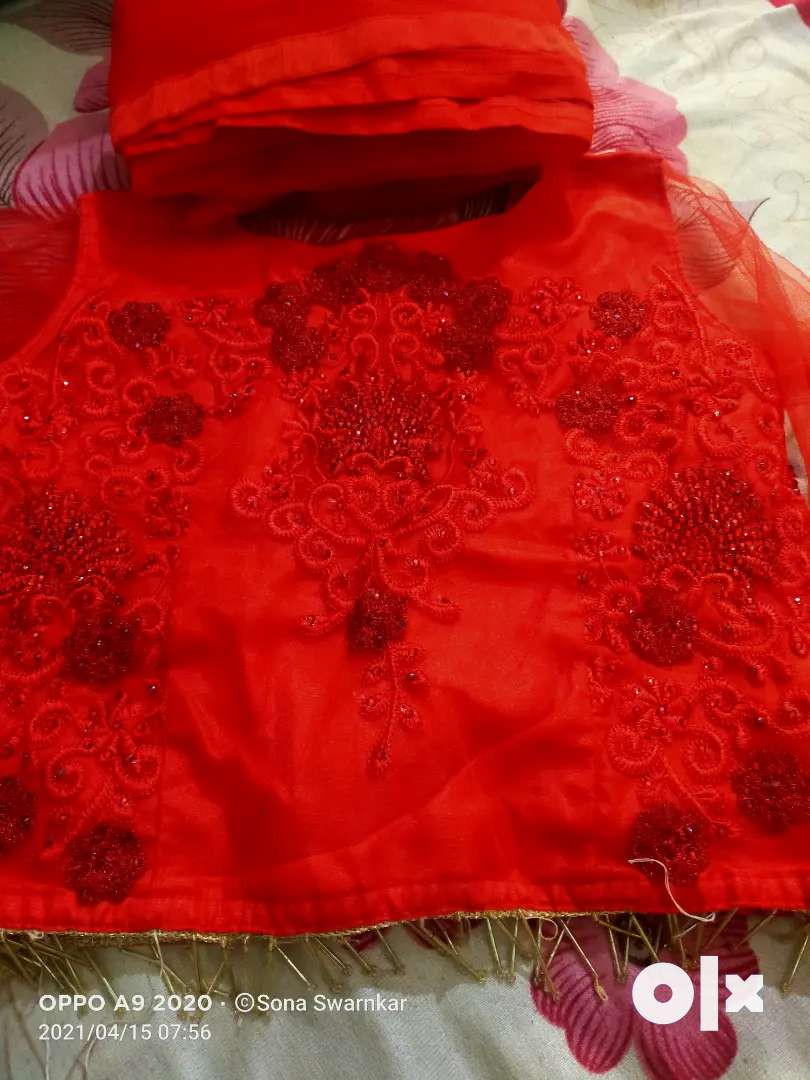 Party wear  skirts and top new design