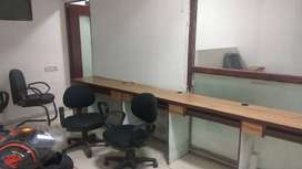Commercial  300 sqft office space on lease on 2nd floor in chd