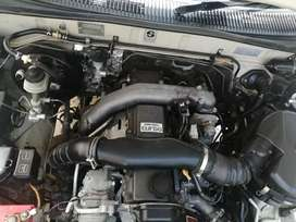 1KZ Engine of PRADO