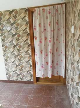 A best semi-furnished newly built room available at Kulshekar