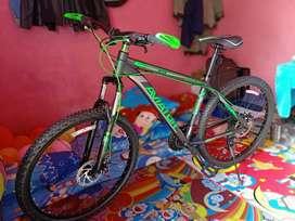 "Sepeda gunung Aviator ukuran dewasa 27,5 """