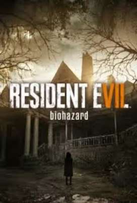 For 200 Resident evil games for PC and computer, All parts