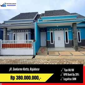 Rumah komersil murah design modern