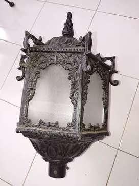 Lampu Ornamen Klasik