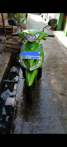 Jual motor murah Yamaha Mio Sporty