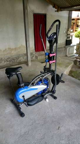 High orbitrex sepeda statis fitness one