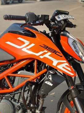 2018 Duke 390 ABS 10000km Driven