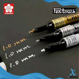 Sakura Pen Touch Set Metalik 1.0mm Murmer