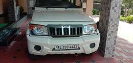 Mahindra Bolero SLX BS IV, 2011