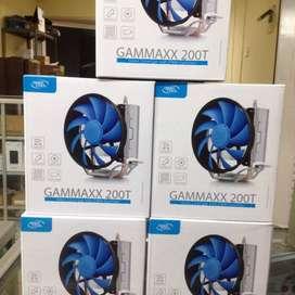 Deepcool Gammaxx 200T Massive Heatsink CPU Cooler
