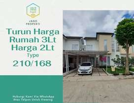 Rumah Ready Siap Huni 3 Lantai Mewah Bisa KPR Syariah Di Pamoyanan