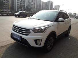 Hyundai Creta 1.6 VTVT AT SX Plus, 2017, Petrol