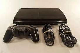 Play Station 3 With 10 Game Series