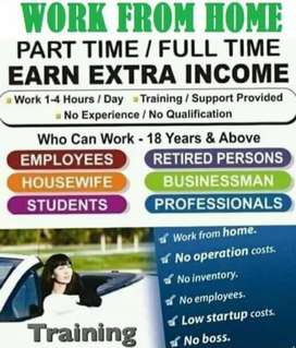 Part time full time work ask me.how..?