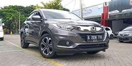 KM 11rbuan Honda HRV E CVT 2019 Upgrade Special Ed bkn 2018