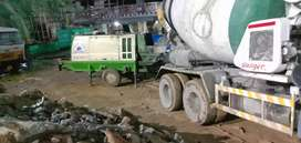 Concrete pump operator  from pune