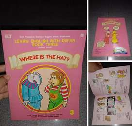 Buku Anak seri mengamati alam & seri belajar bahasa inggris
