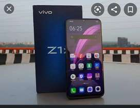 Vivo z1x 6/ 128 blue colour