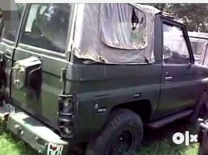 Toyota land jeep 0
