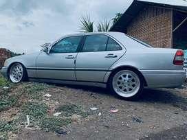 Mercedesbenz c200 1996 mulus rapih