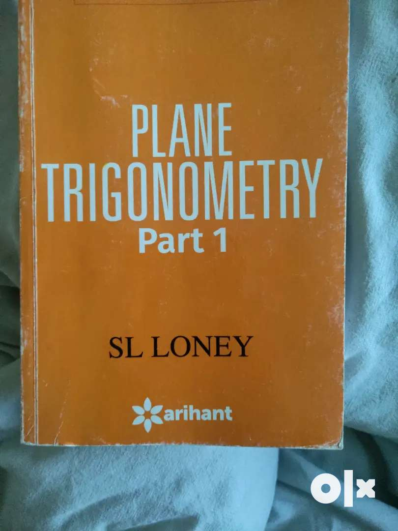 SL Loney Trigonometry 0