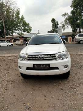 Fortuner 2.7 G AUTOMATIC