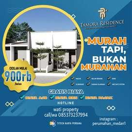 Murah! rumah mewah subsidi Tamora Residence - Medan Sinembah