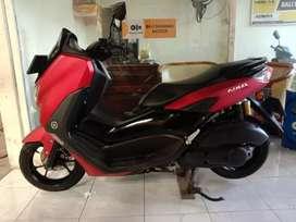Yamaha n max 2020 merah bali dharma motor
