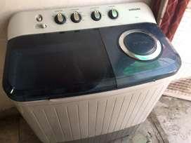 Samsung washing machine 7.5 kg