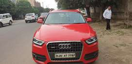 Audi Q3 3.5 TDI Quattro Technology(with Navigation), 2015, Diesel