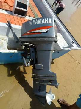 Speed Boat with Engine