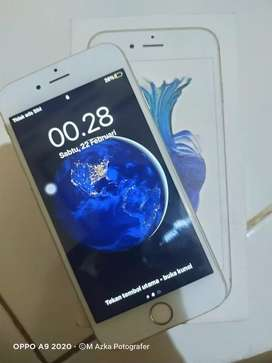 SECOND IPHONE 6S 64GB SILVER