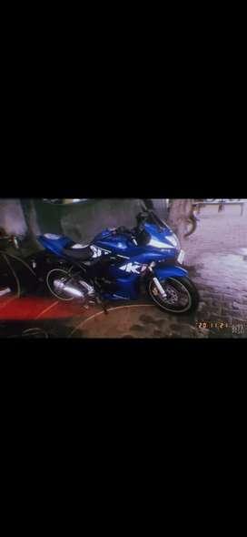 150 CC bike