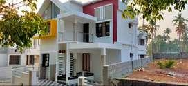 3Bhk Brand New Villas For Sale Kuzhivelippady Near Thevakkal 55Lakhs