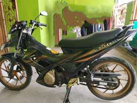Satria Fu Special Edition Black Gold 2013