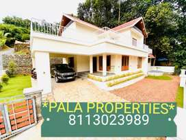 BRAND NEW HOUSE SALE IN PALA PONKUNNAM HIGHWAY NEAR1 KM