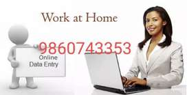 Need candidates who can spend 2-3 hrs on internet from home !!