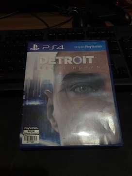 PS4 BD Detroit Become Human REG 3