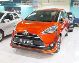 Toyota sienta Q 1.5 matic 2018
