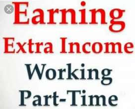 Part time online work for all candidates