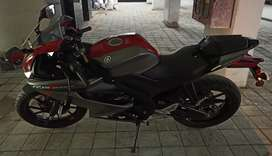 R15V3 (non-abs) mint condition, ridden 3000 km only