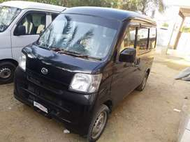 Daihatsu Hijet Full Cruise option 2013 Unregirtered