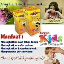 madu herbal untuk penambah nafsu makan anak